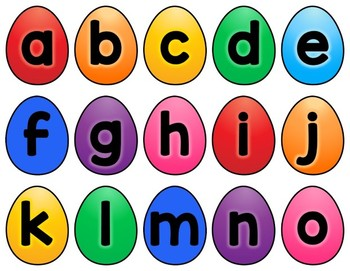 Easter Basket Sight Words: A Monthly Word Work Centre {Editable}