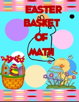 Easter Basket of Math