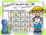 Easter Bee Bot Mat and Game Board for Emergent Readers