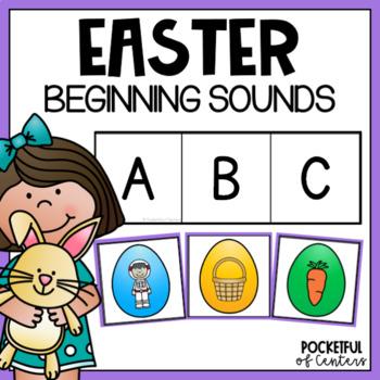Easter Beginning Sounds