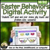 Easter Behaviors Digital Activity for Counseling