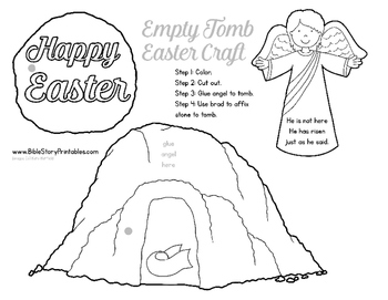Easter Bible Craft