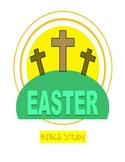 Easter Bible Study - No Prep with Teacher's Answer Key