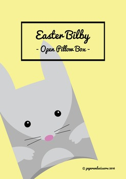 Easter Bilby Activity Pack