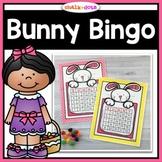 Easter Bingo (Numbers 1-50)
