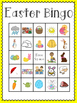 Easter Bingo (30 completely different cards & calling cards included!)