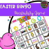 Easter Vocabulary Bingo
