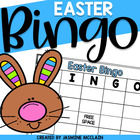 Easter Bingo: Easter Themed Bingo Game