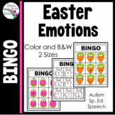 Easter Activities Easter Bingo - Emotions