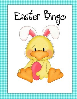 Easter Bingo Fun