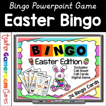 Easter Bingo Powerpoint Game