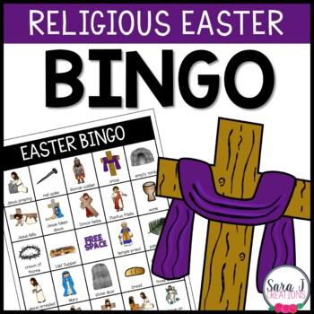 Easter Bingo (Religious)