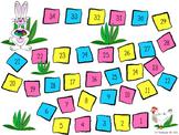 Easter Board Game Freebie!