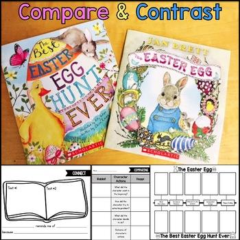 Easter Book Comparison