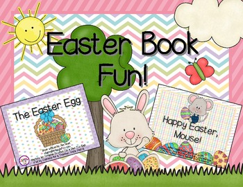 Easter Book Fun {Games and Writing Prompts}