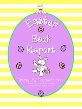 Easter Book Report