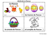 Spanish Easter Emergent Reader Booklets - Librito de la Pascua en Español