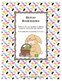 Easter Bookmarks