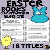 Easter Books Comprehension Questions