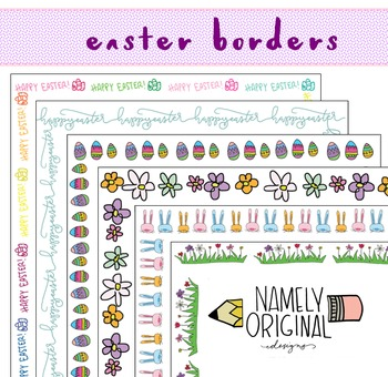 Easter Borders