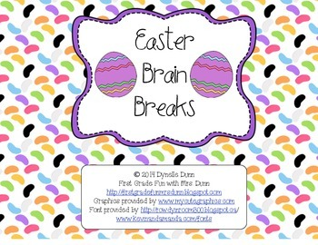 Easter Brain Breaks