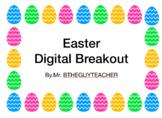 Easter Breakout - Digital Escape Room