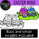 Easter Buds: Spring Clipart {Creative Clips Clipart}