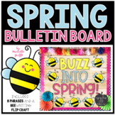 Bee Bulletin Board (Spring Bulletin Board)