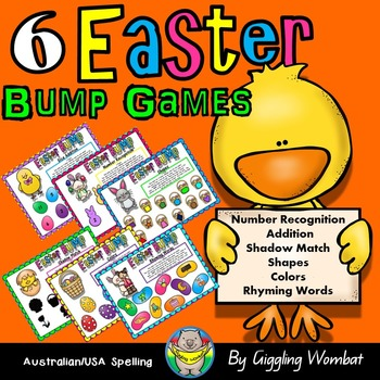 Easter Bump Games