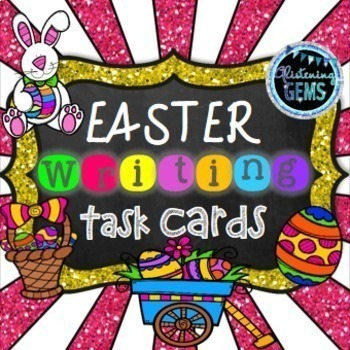 Easter Activities Bundle K-1