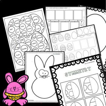 Easter Booklet