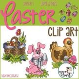 Spring Easter Clip Art