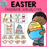 Easter Math and Literacy Centers