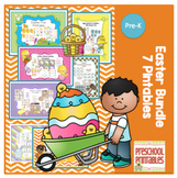 Easter Bundle 7 Sets- Printables *156 pages*