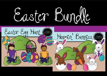Easter Bundle - Digital Clipart
