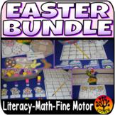 Easter Bundle Hands On Easter Activities Math Literacy Fine Motor