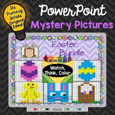 Easter Bundle Watch, Think, Color Games - EXPANDING BUNDLE