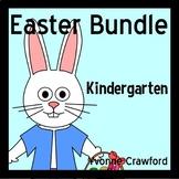 Easter Bundle for Kindergarten Endless