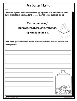 Easter Bundle for Second Grade Endless