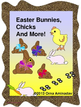 Easter Bunnies, Chicks And More!
