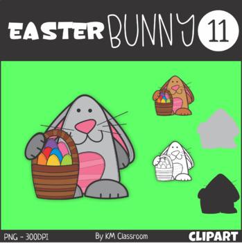 Easter Bunny 11 Clip Art