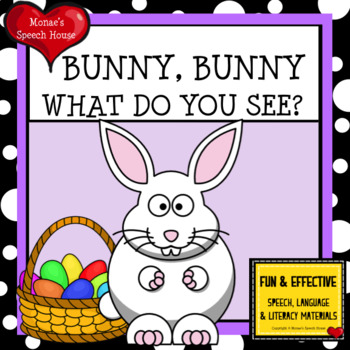 Easter Bunny: INTERACTIVE