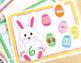 Easter Bunny Activities Bundle   Bunny Math & Literacy Activities