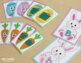 Easter Bunny Activities   Bunny Alphabet and Beginning Sound Matching Activity