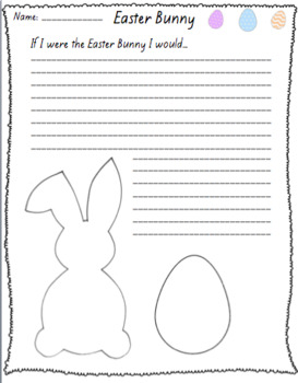 Easter Bunny Activity