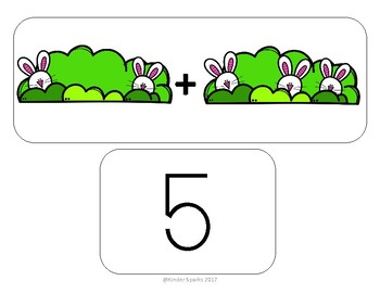Easter Bunny Addition Game