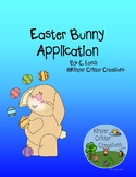 Easter Bunny Application