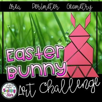Easter Bunny Art Challenge