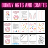Spring Craft Bunny Worksheets