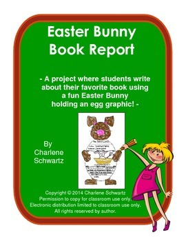 Easter Bunny Book Report